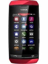 Nokia Asha 305 2G Mobile Phone