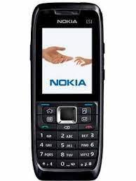Nokia E51 3G Mobile Phone