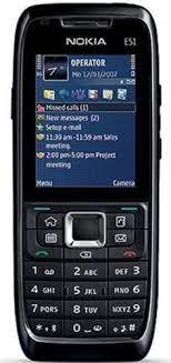 Nokia E51 Refurbished 3G Mobile Phone