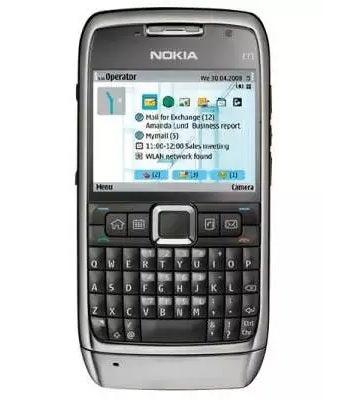 Nokia E71 3G Mobile Phone