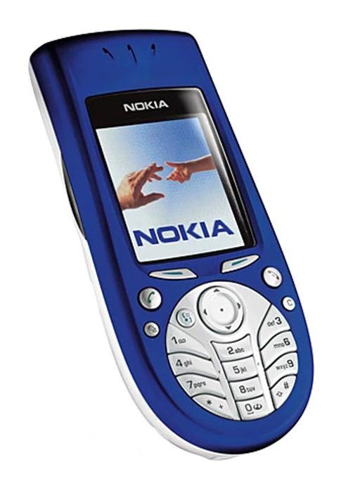 Nokia 3660 2G Mobile Phone
