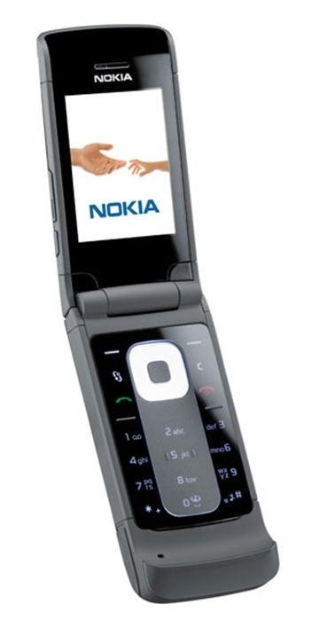 Nokia 6650 Fold 3G Mobile Phone