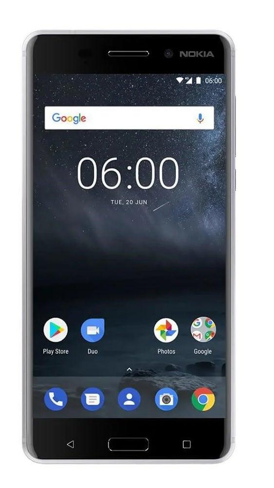 Nokia 6 Refurbished 4G Mobile Phone