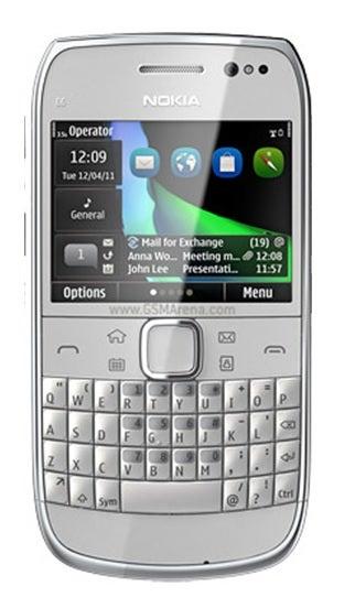 Nokia E6 Refurbished Mobile Phone