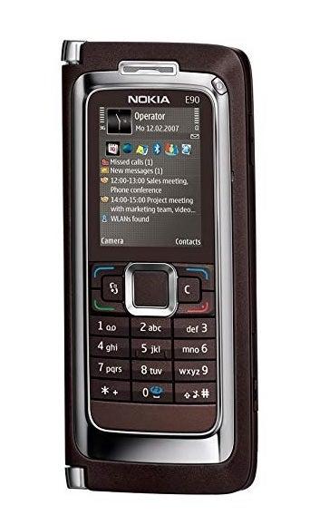 Nokia E90 Refurbished Mobile Phone