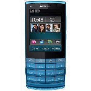 Nokia X3 02 Refurbished Mobile Phone