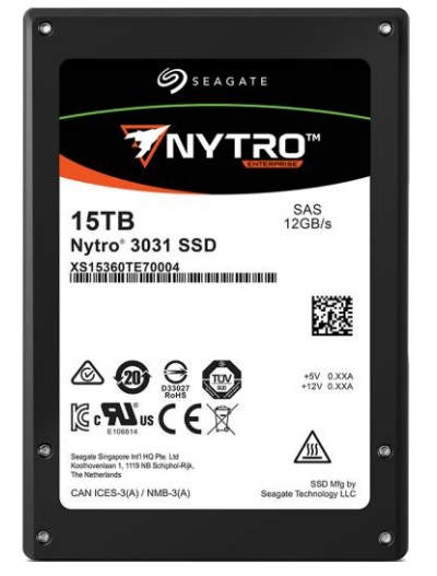 Seagate Nytro 3031 SAS Solid State Drive