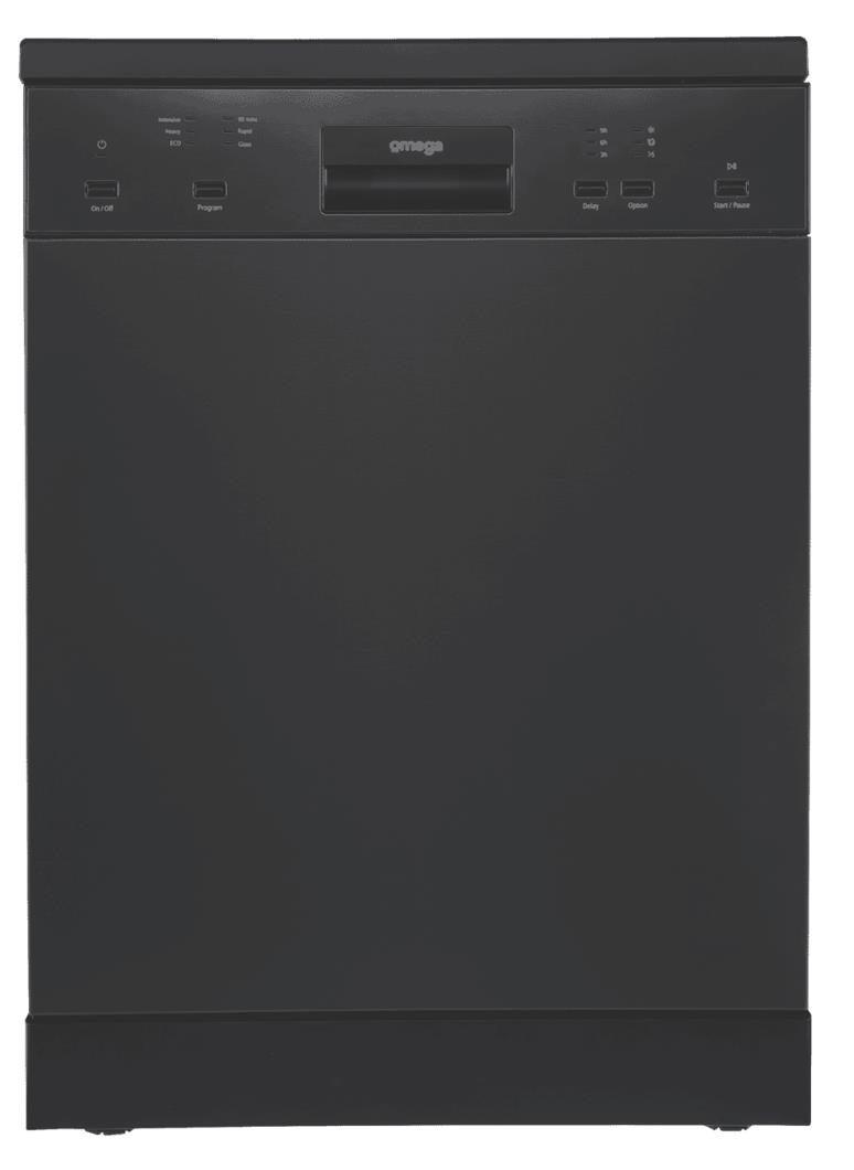 Omega ODW701BX Dishwasher