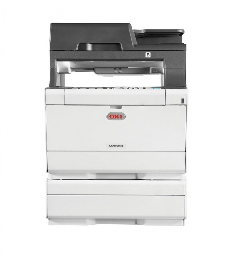 OKI MC563DN Printer