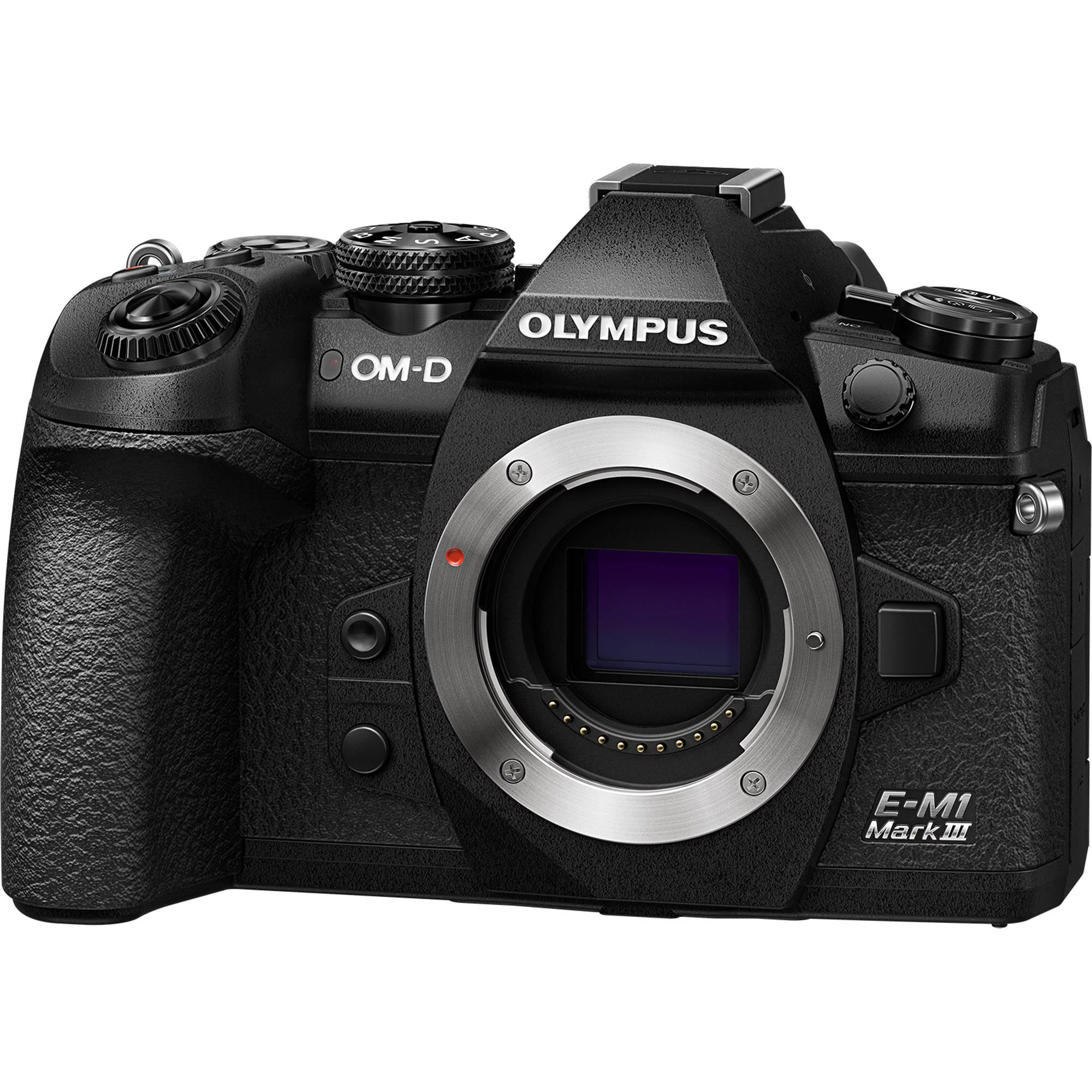 Olympus OM-D E-M1 Mark III Digital Camera