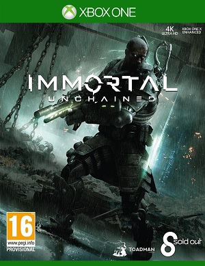 Odyssey Immortal Unchained Xbox One Game