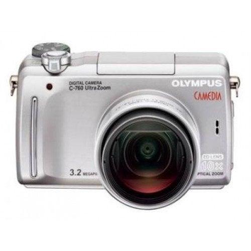 Olympus Camedia C760 Digital Camera