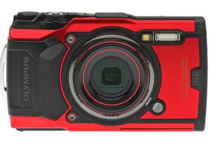 Olympus Tough TG6 Digital Camera