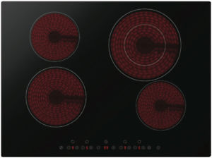 Omega OCC70TZ Kitchen Cooktop