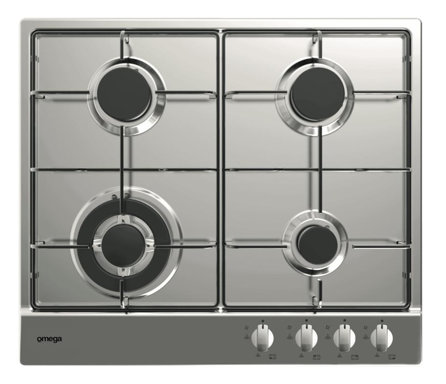 Omega OCG60X Kitchen Cooktop