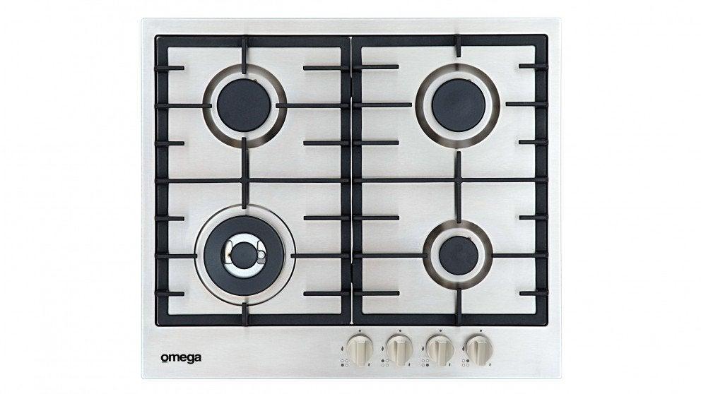 Omega OCG63X Kitchen Cooktop