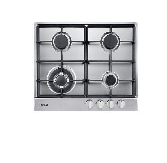 Omega OCG64X Kitchen Cooktop