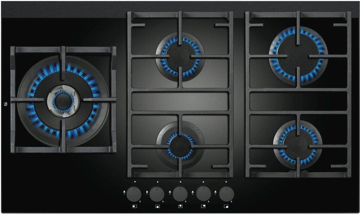 Omega OCG95FFX Kitchen Cooktop