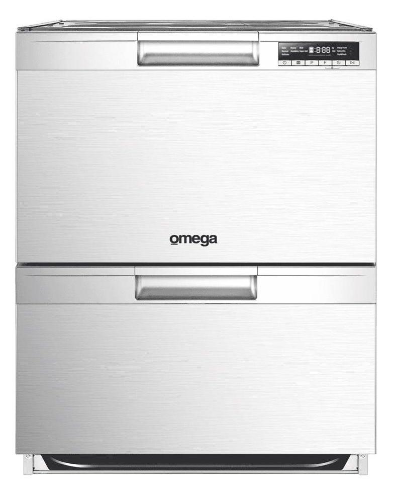 Omega ODD614X Dishwasher