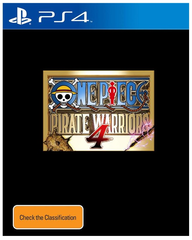 Bandai One Piece Pirate Warriors 4 PS4 Playstation 4 Game