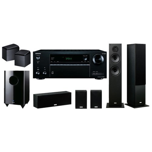 Onkyo ATMOS55PACK Home Theater System