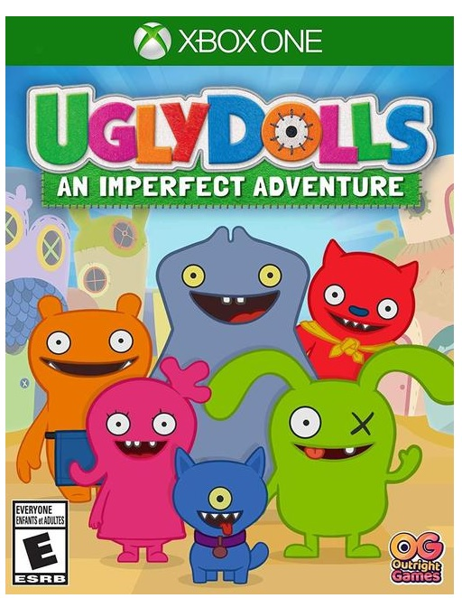 Outright Games UglyDolls An Imperfect Adventure Xbox One Game