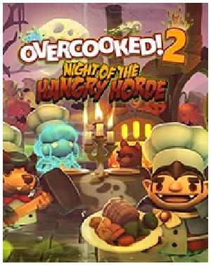 Team17 Software Overcooked 2 Night Of The Hangry Horde PC Game
