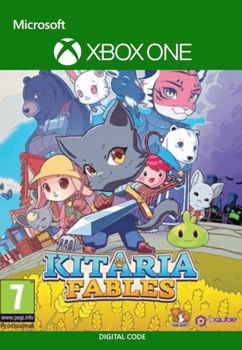 PQube Kitaria Fables Xbox One Game