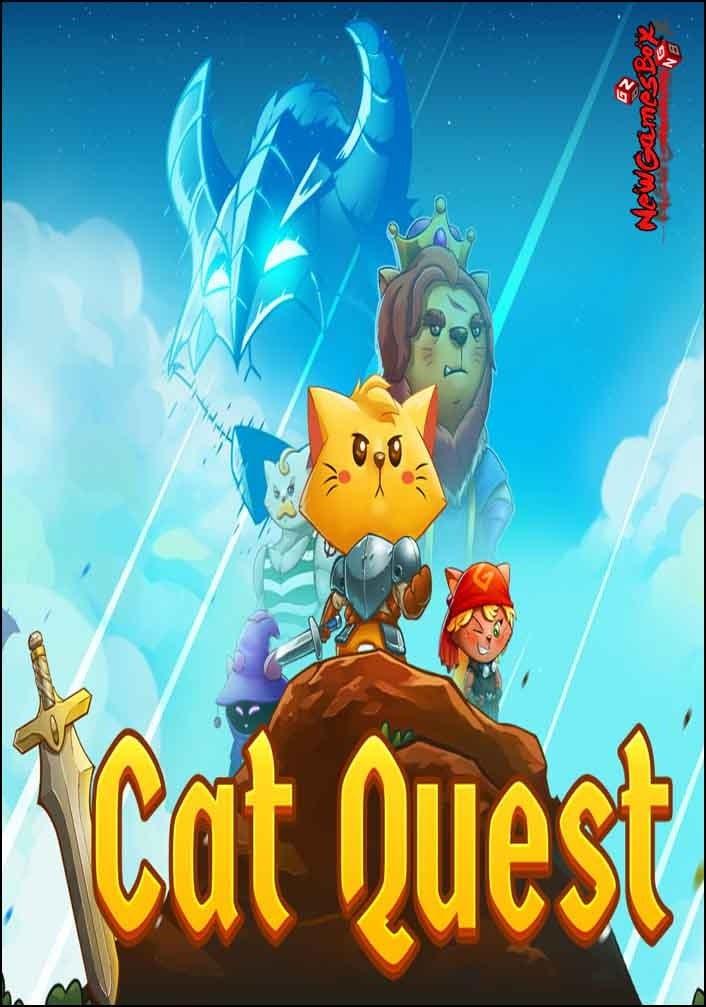 PQube Cat Quest PC Game