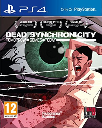 PQube Dead Synchronicity Tomorrow Comes Today PS4 Playstation 4 Game