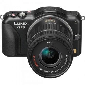 Panasonic DMC-GF5K Digital Camera