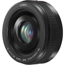 Panasonic Lumix G 20mm F1.7 II ASPH Lens