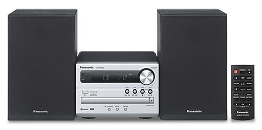 Panasonic SC-PM250GN-S Mini-Systems