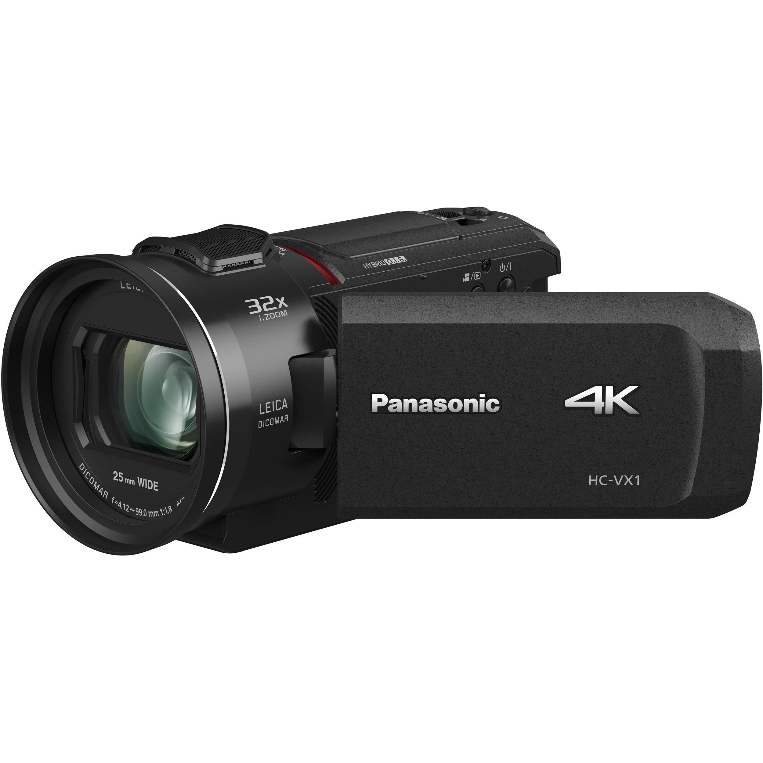 Panasonic HCVX1 Camcorder