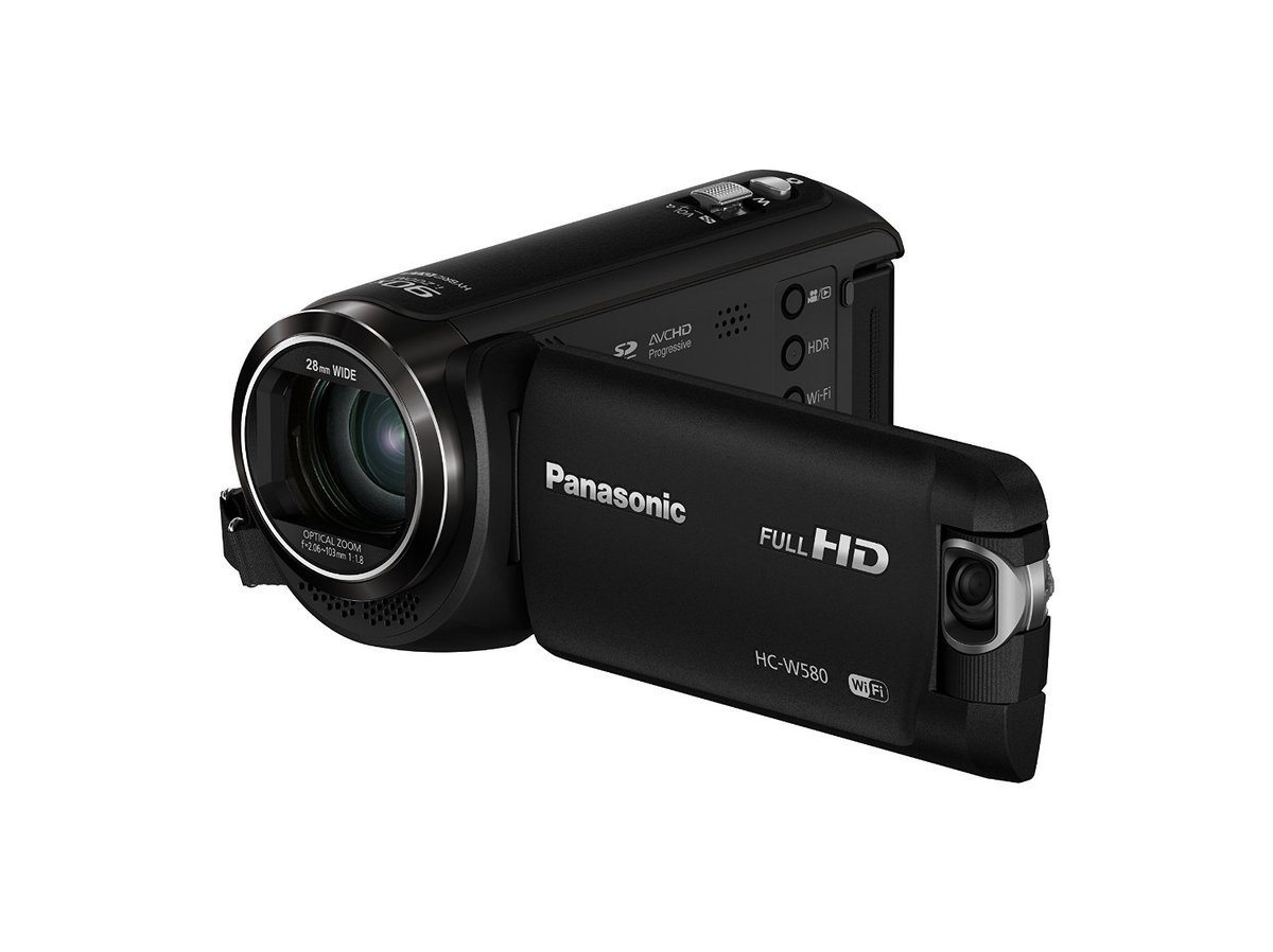 Panasonic HCW580 Camcorder