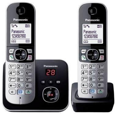 Panasonic KXTGC222ALS Phone