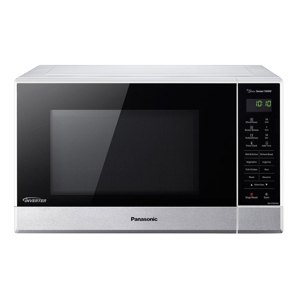 Panasonic NNST655W Microwave
