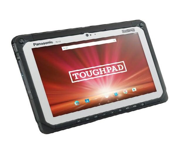 Panasonic Toughpad FZA2 10 inch Tablet