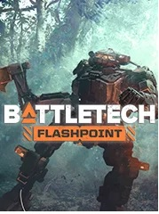 Paradox Battletech Flashpoint PC Game