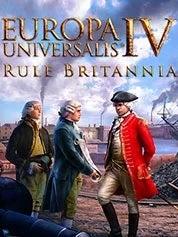 Paradox Europa Universalis IV Rule Britannia PC Game