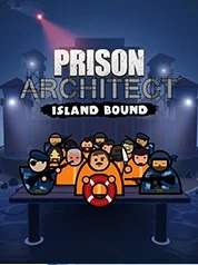 Paradox Prison Architect Island Bound PC Game