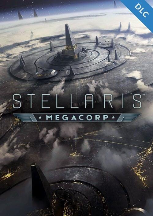 Paradox Stellaris MegaCorp PC Game