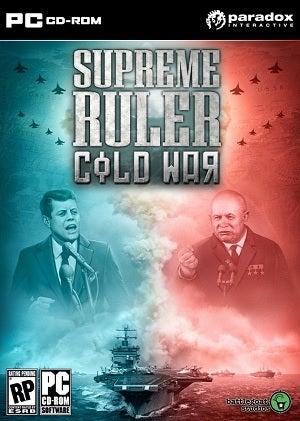 Paradox Supreme Ruler 2020 Cold War PC Game