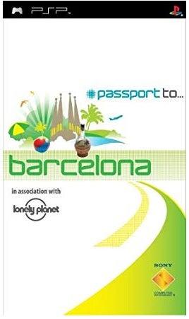 Sony Passport To Barcelona PSP Game