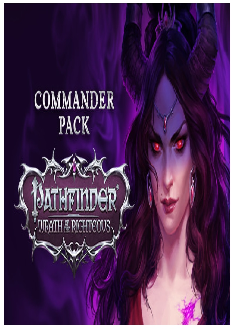 Deep Silver Pathfinder Wrath Of The Righteous Commander Pack PC Game