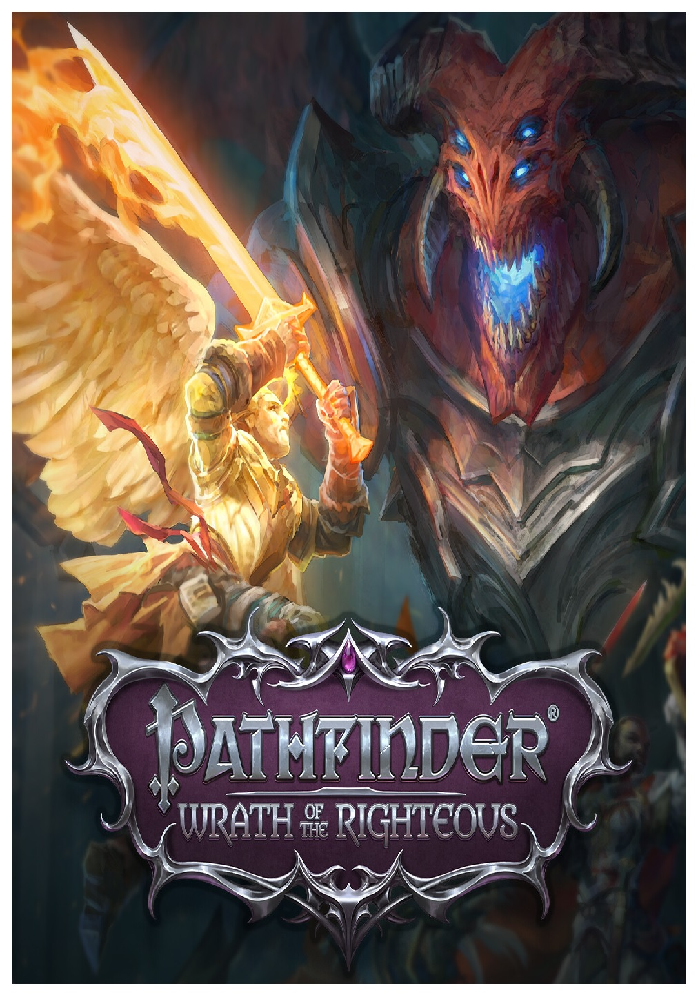Deep Silver Pathfinder Wrath Of The Righteous PC Game