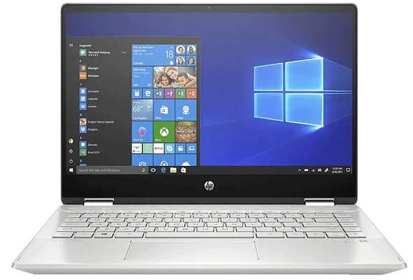 HP Pavilion X360 14 inch 2-in-1 Refurbished Laptop