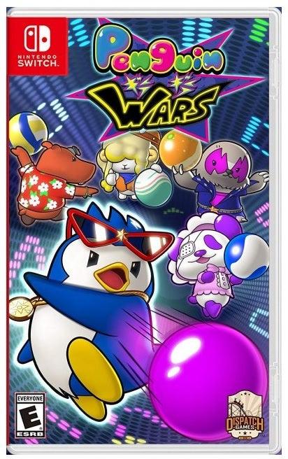 Nintendo Penguin Wars Nintendo Switch Game