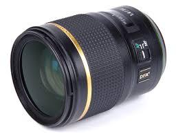 Pentax D FA 50mm F1.4 SDM AW Lens
