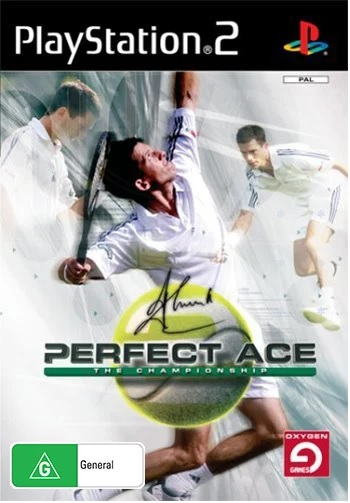 Oxygen Perfect Ace 2 The Championship Refurbished PS2 Playstation 2 Game